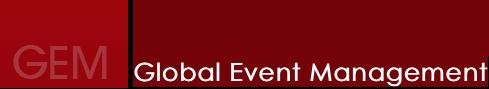 Global-Event-Management